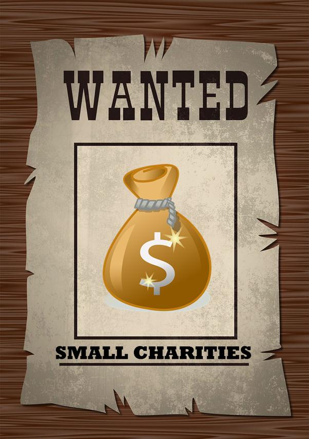 Small Charities