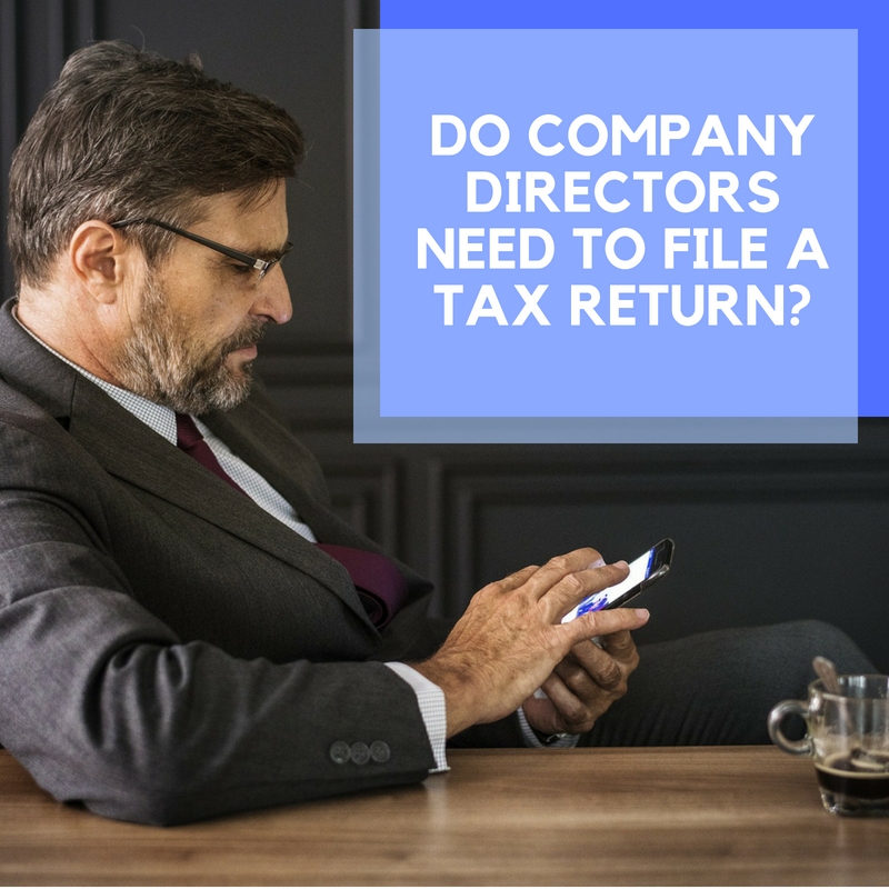 director tax return