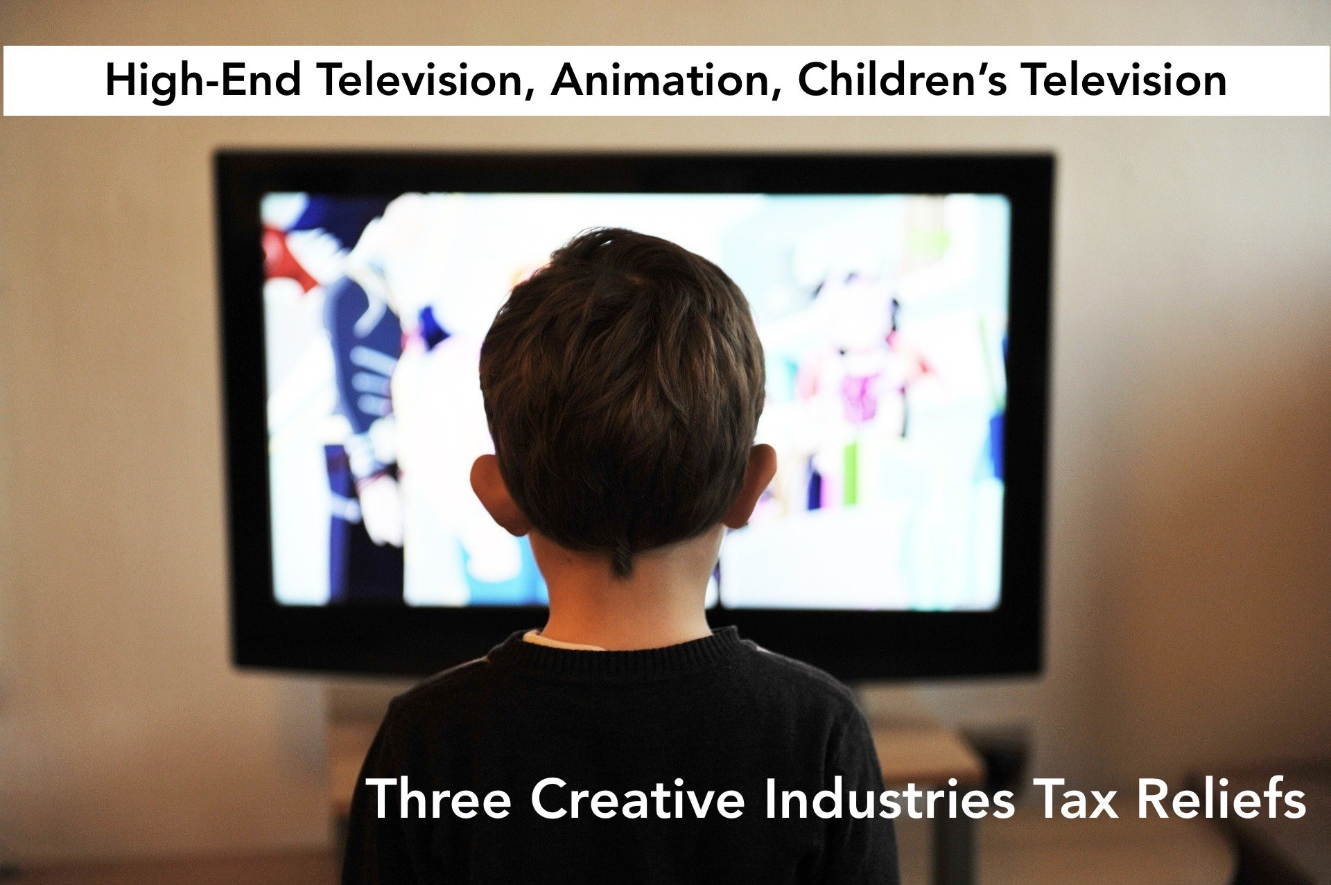 TV Tax Relief
